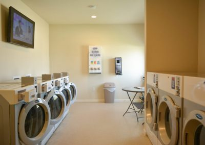 Laundry Room | Retreat at 971 RV Park