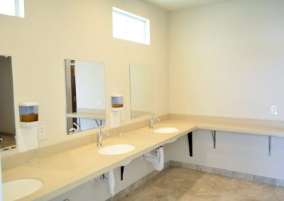Bathroom Sinks | Retreat at 971 RV Park