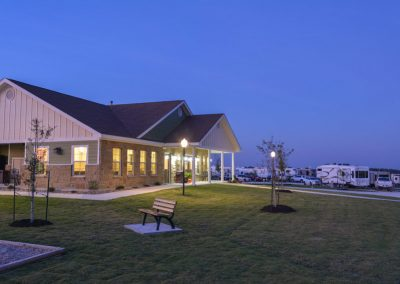 Night Illumination | Retreat at 971 RV Park