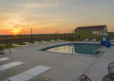 Pool | Retreat at 971 RV Park