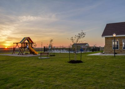 Playscape & Pool | Retreat at 971 RV Park
